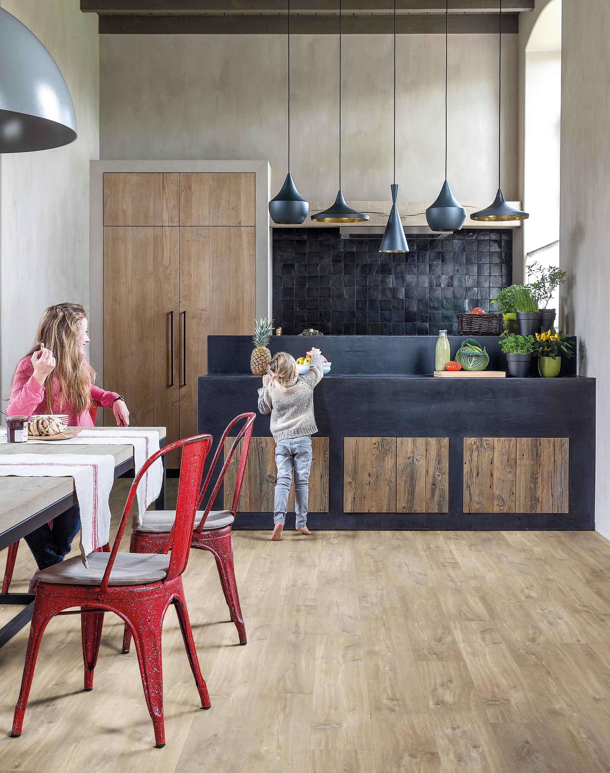 Suelos de QuickStep - Carpintería en madera en Logroño