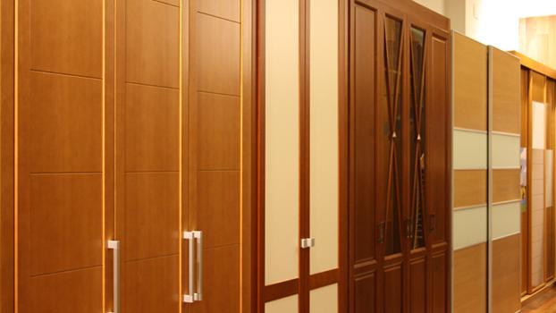 Modelos de puertas para el frontal de armario empotrado, armario a medida...