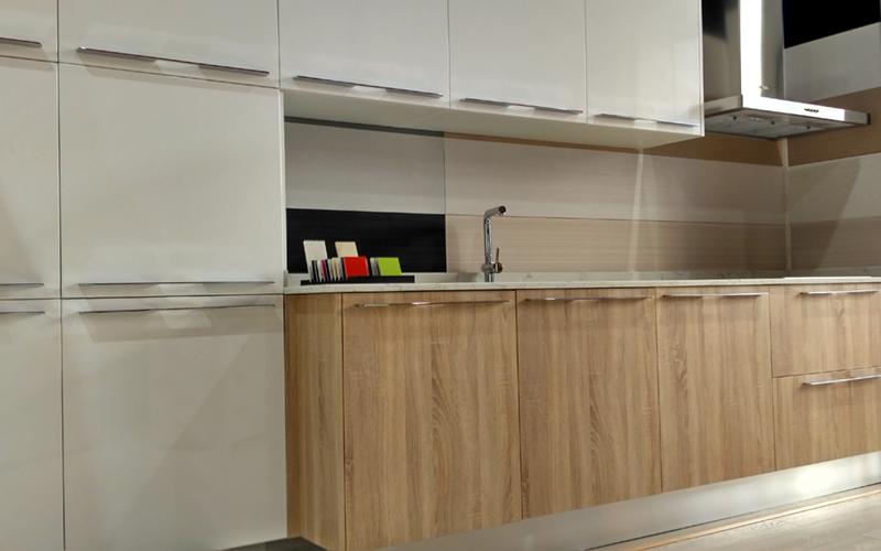 Diseño, producción e instalación de cocina a medida en Logroño