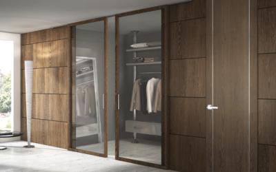Pasos para crear tu armario empotrado