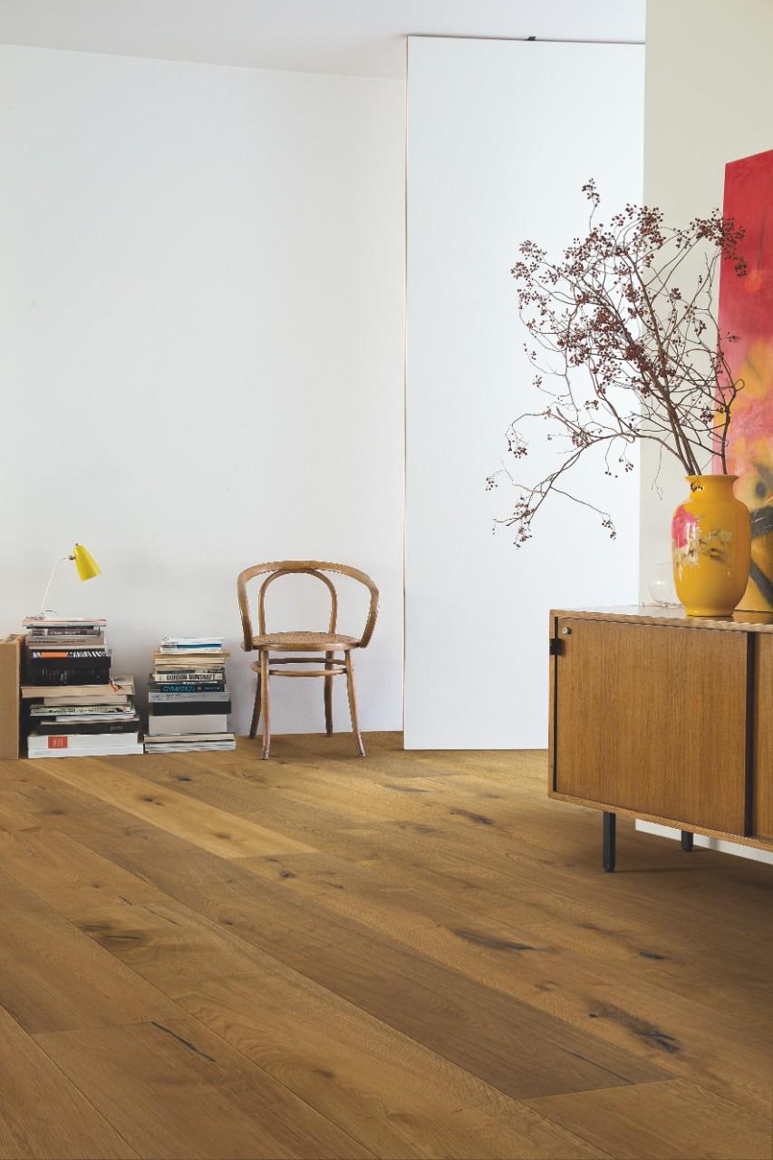 Suelo de madera de Quick-Step