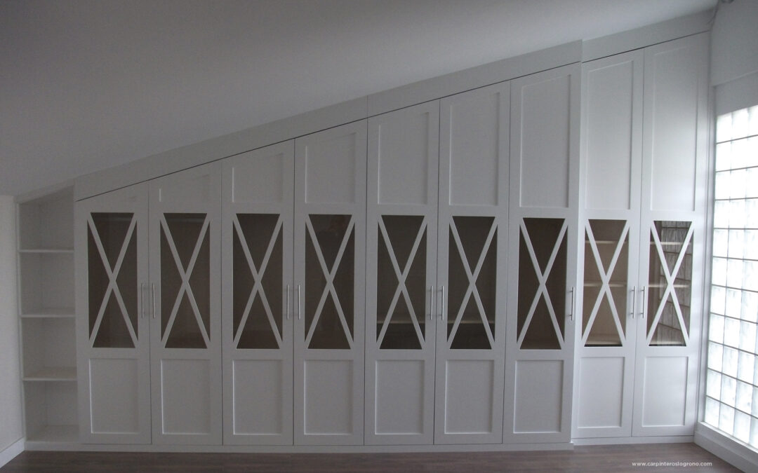 ¿Qué puerta elegir para un armario?