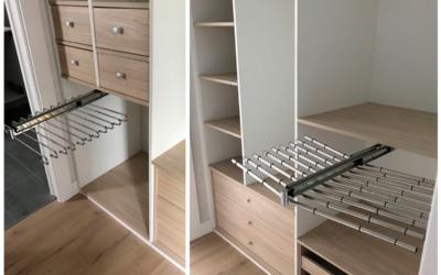 Medidas para crear un armario