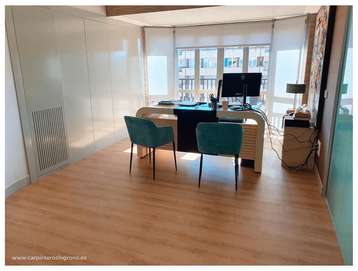 Despacho y mobiliario a medida