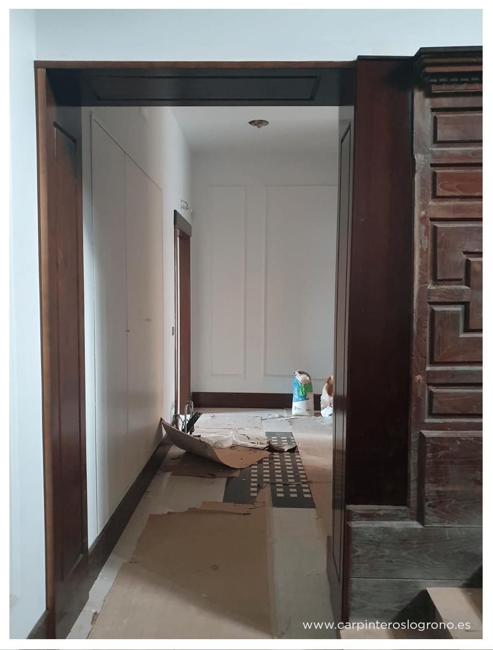 Restauración de carpintería en Getxo
